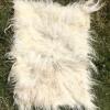 Home Decor | Felted Lamb Fleece Rug | Copia Cove Icelandic Sheep